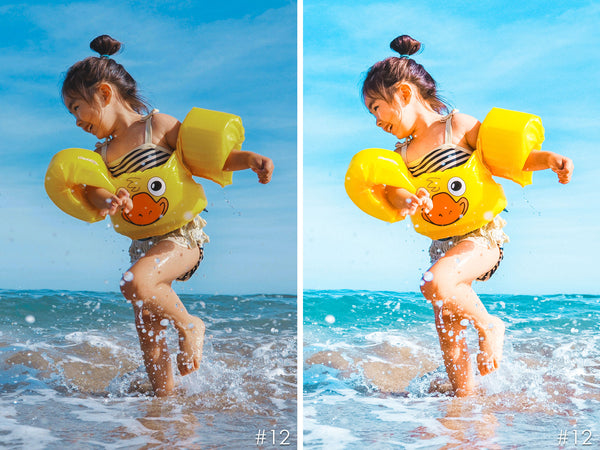 Summer Kids Lightroom Presets For Mobile and Desktop