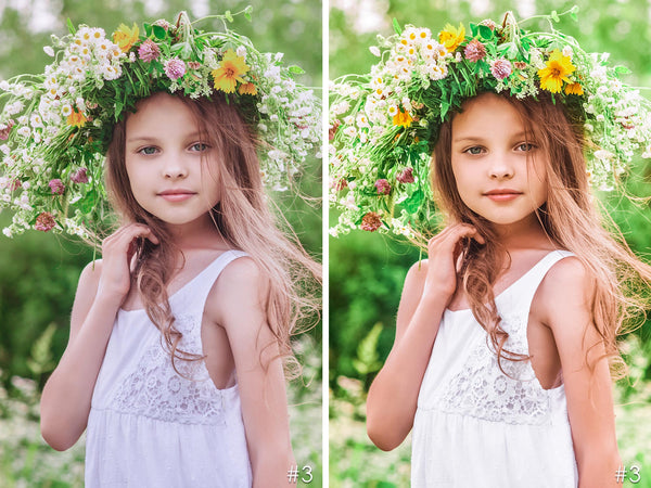 Summer Kids Presets For Lightroom And Photoshop