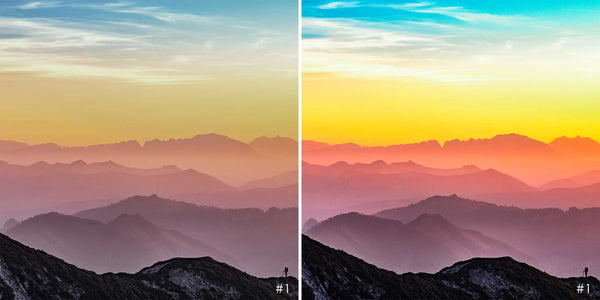 Sunset Magic Lightroom Presets And Photoshop Filters