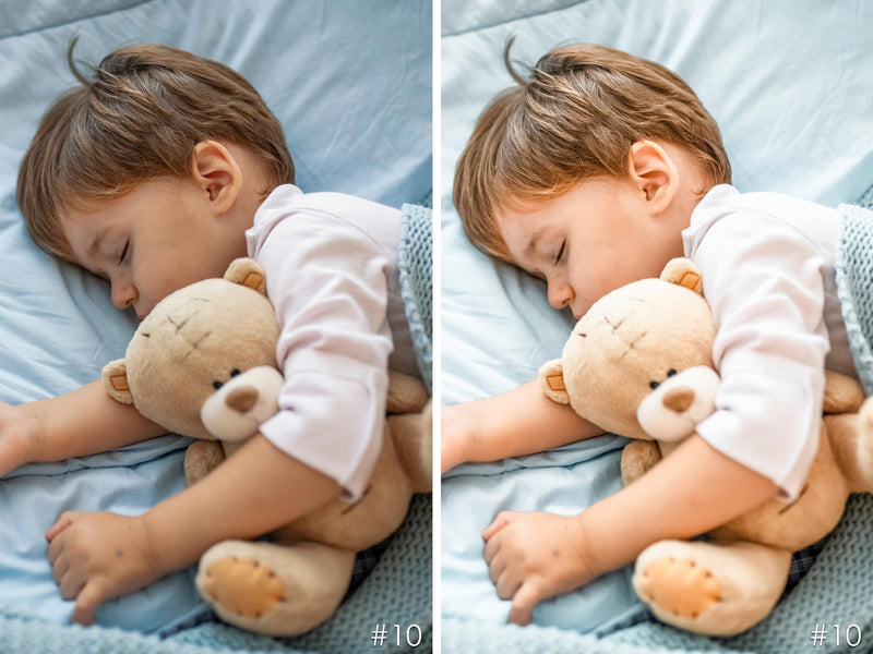 Sweet Baby Lightroom Presets and Photoshop Filters