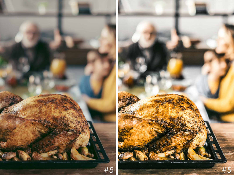 Thanksgiving Presets For Photoshop And Lightroom CC