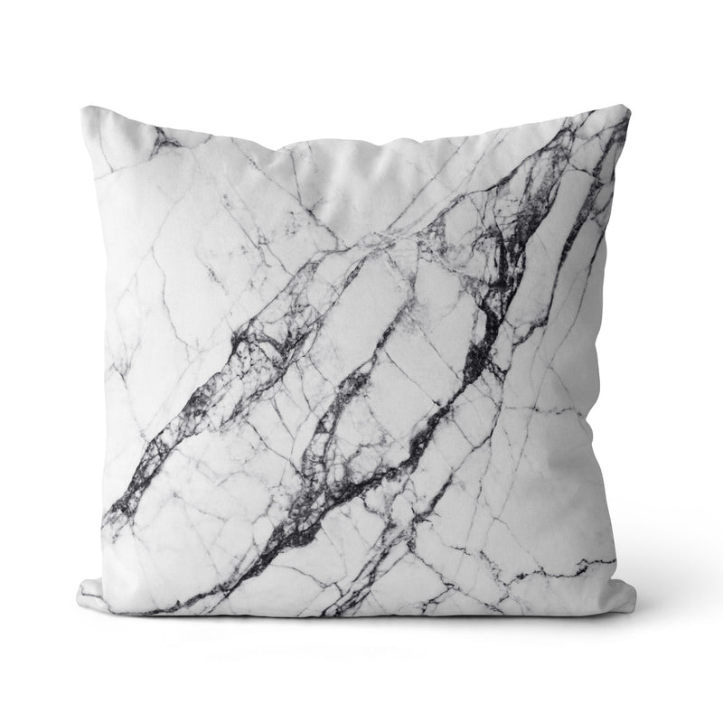 Moon River Throw Pillow, Modern Square Pillow For Home Decor