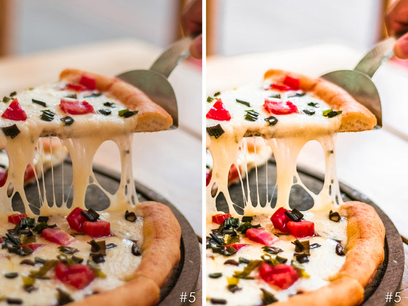 Yummy Pizza Lightroom Presets For Food And Restaurants