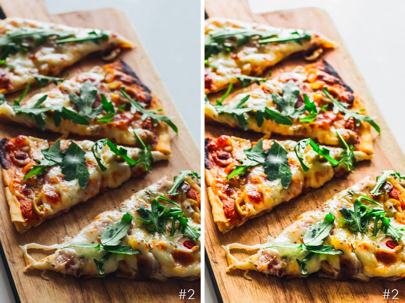 Yummy Pizza Lightroom Presets For iPhone And Android Mobile Phones