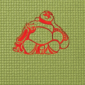 Laughing Buddha - Aspen Yoga Mat