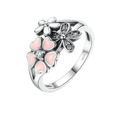 Cherry Blossoms Ring - ThreeSixtyZone