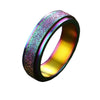 Joey Spinner Ring (4 colors) - ThreeSixtyZone
