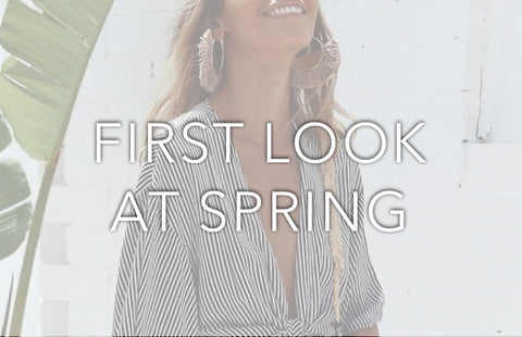 First Look At Spring