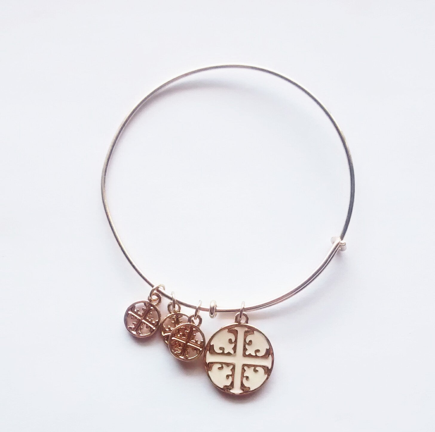 Mission Bells Charm Bracelet - Daily Chic