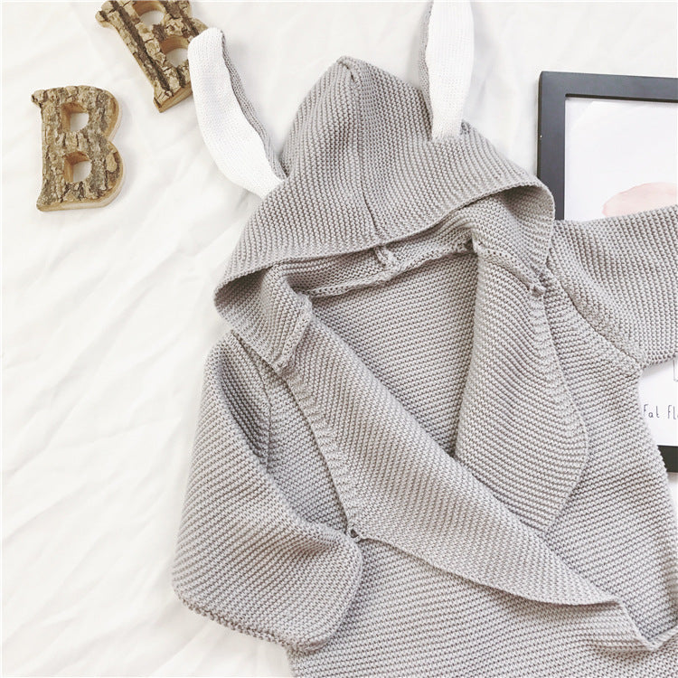 Bunny Baby Swaddle Wrap - Daily Chic