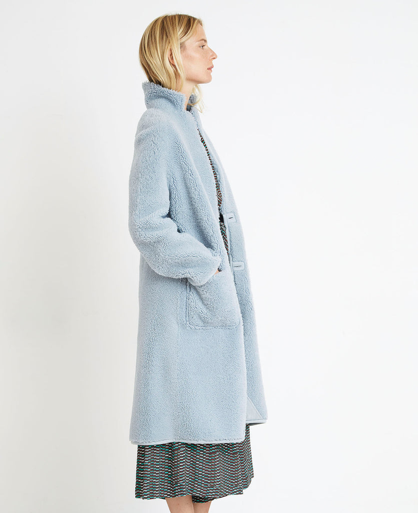 Apiece Apart Shearling Coat
