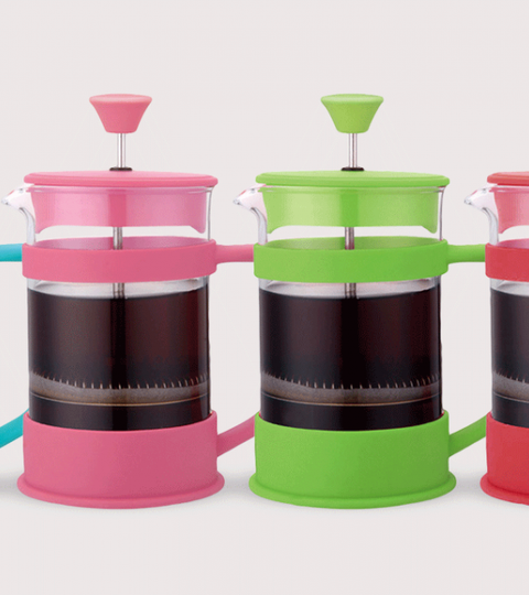 NEW: BROWN BEAR CAFETIERE COFFEE MAKERS