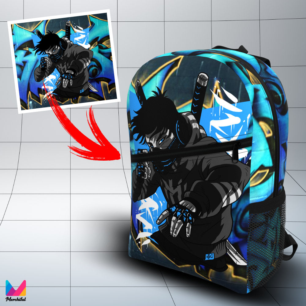 Print on Demand Customized Backpacks