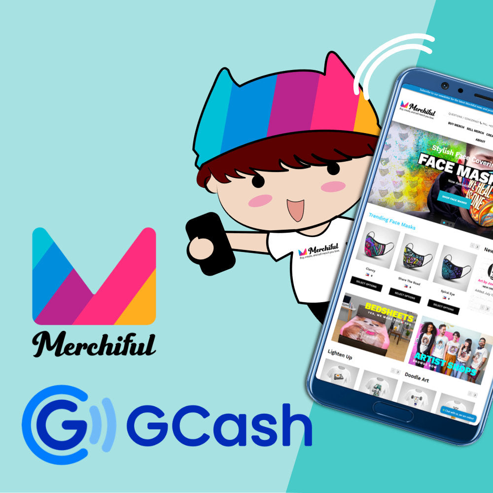 GCash + Merchiful