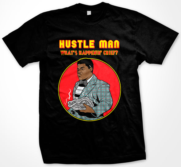 Martin Hustle Man T-Shirt