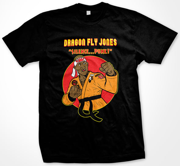 The Best of Ol' Marty Mar, Volume 1-Dragon Fly Jones T-Shirt
