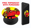 DragonFly Jones Sensei Edition FREE PopSocket