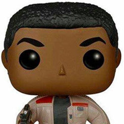Pop! Finn Star Wars The Force Awakens Vinyl Figure