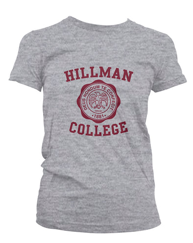 Hillman College Ladies-Campus Edition T-Shirt