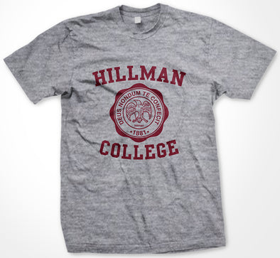 Hillman College Mens-Campus Edition T-Shirt