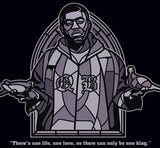 Nas Stain Glass T-Shirt