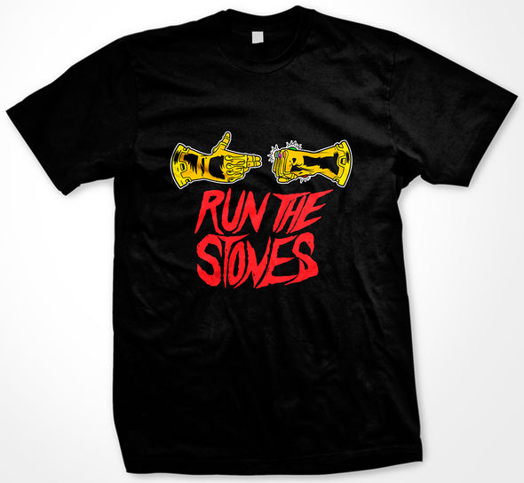 Run The Stones T-Shirt