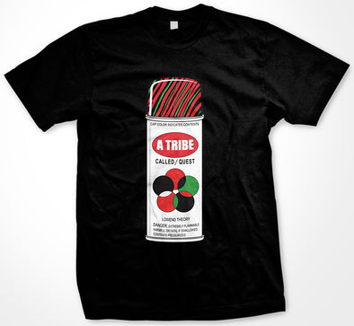A Tribe Called Quest Spray Can T-Shirt
