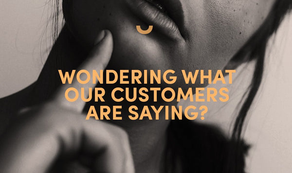 Wondering What Our Customers Are Saying?