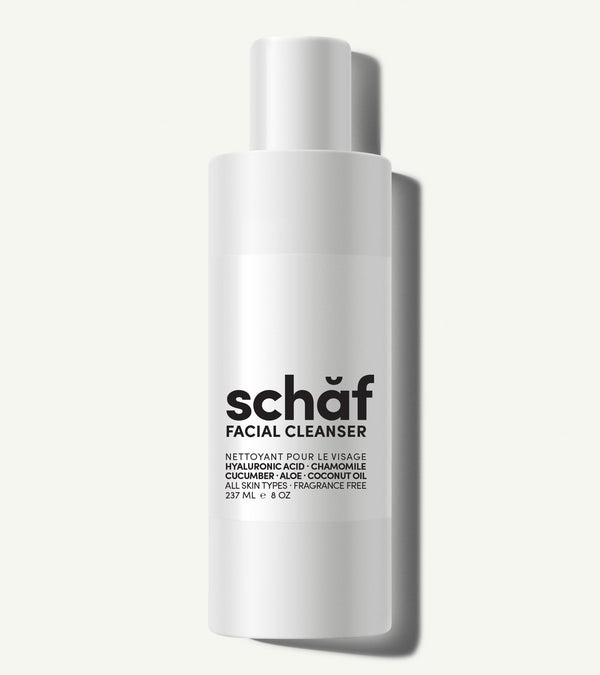 Facial Cleanser - Schaf Skin Care - USA