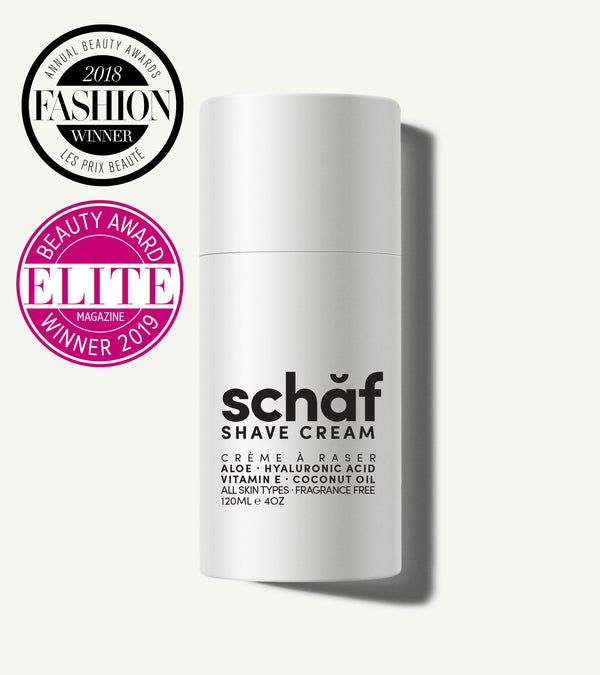 Shave Cream - Schaf Skin Care - USA