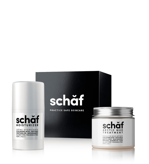 Holiday Gift Set - Schaf Skin Care - USA