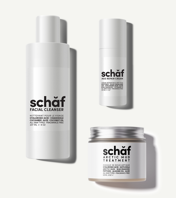 "Skincare Kit For ""Mature"" Skin 