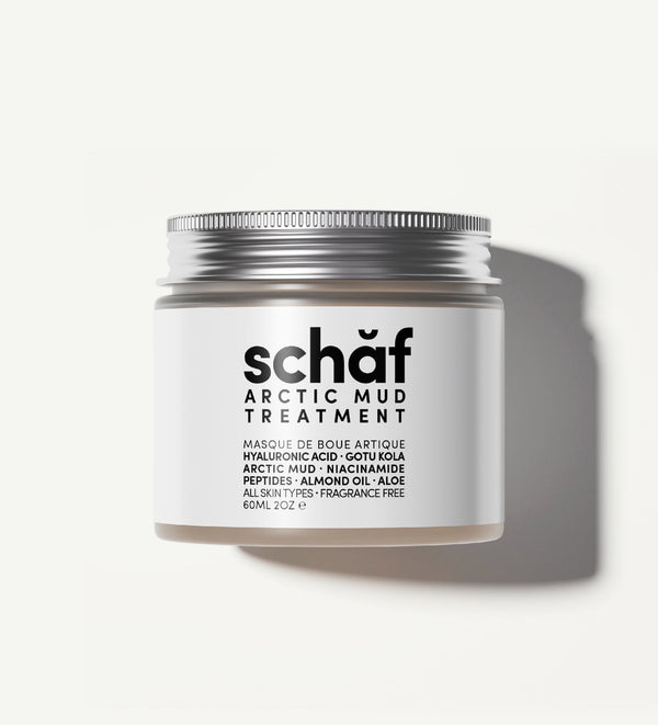 Arctic Mud Treatment Mask - Schaf Skin Care - USA