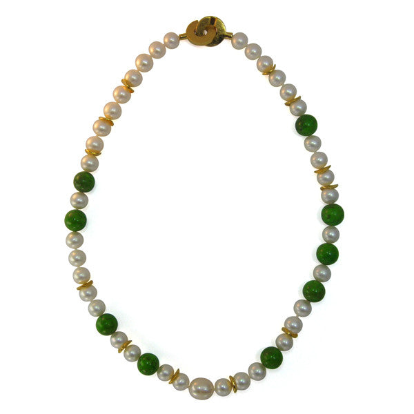 Green Sleeves Necklace