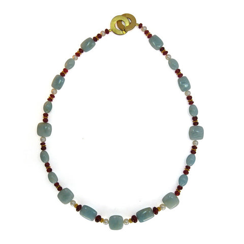 Maria Montessori Necklace