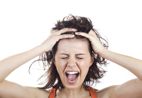Do you suffer from stress headaches? The answer could be in your hair.