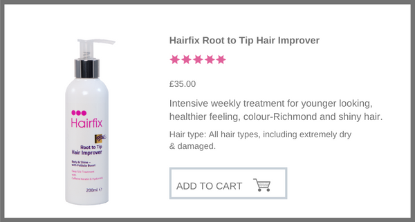 Hairfix Root to Tip Hair Improver Deep Conditioner