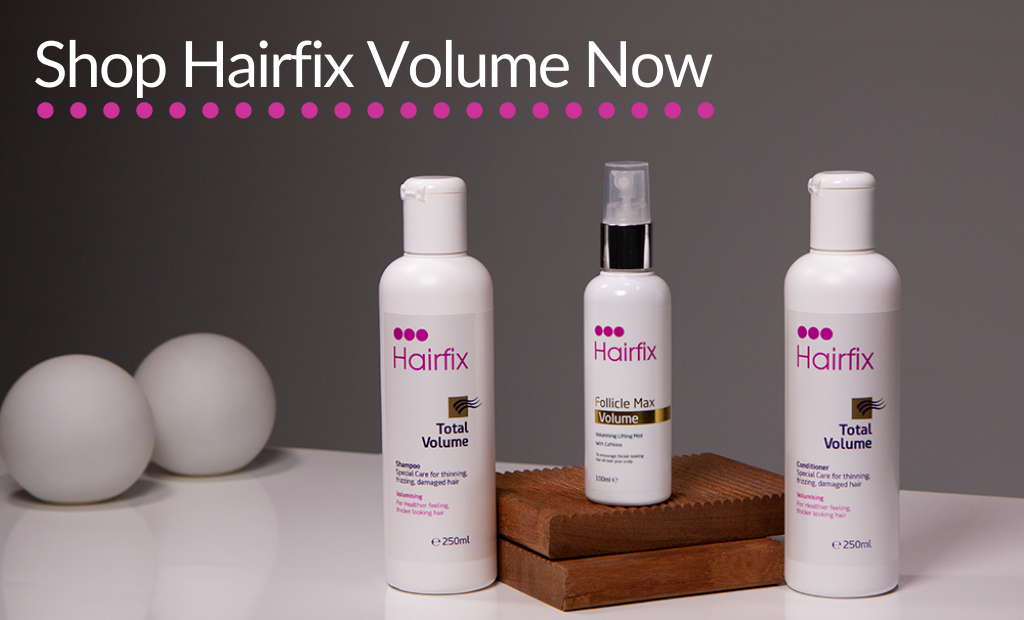 Volume & Styling ~ giving limp, fine and volume-less hair a lift