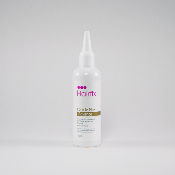 Hairfix Follicle Max Advance Turn Back Receding Hair Treatment for Crown, Hairline & Parting - 100ml - Hairfix