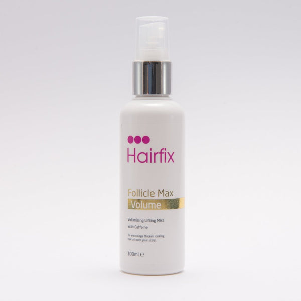 Follicle Max Volume - Lifting Mist with caffeine & keratin for fine & thinning hair.