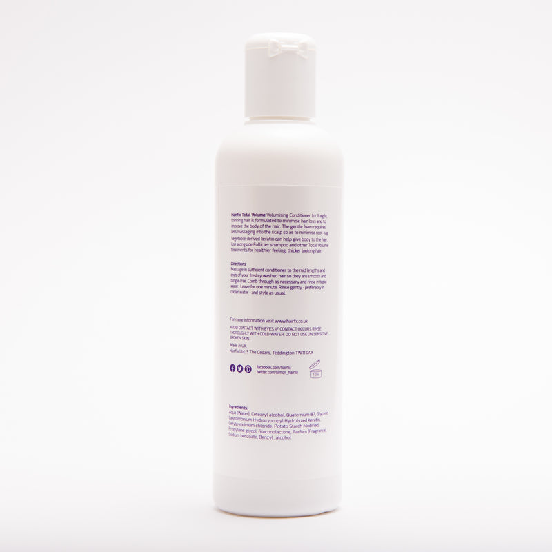 Hairfix Total Volume Thickening Conditioner with Kerestore™ - Hairfix
