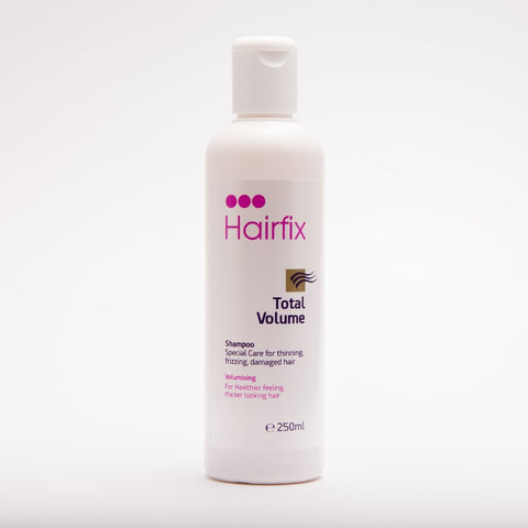 New! Hairfix Total Volume Thickening Shampoo with Kerestore™