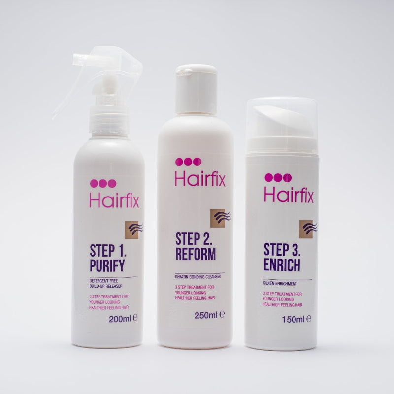 Hairfix Three Step Keratin Bonding – Step 3, Enrich Conditioner