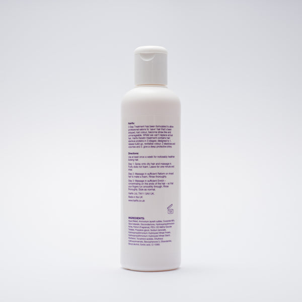 Hairfix Three Step Keratin Bonding Treatment – Step 2, Reform Cleanser - Hairfix
