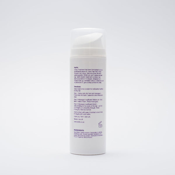 Hairfix Three Step Keratin Bonding – Step 3, Enrich Conditioner - Hairfix