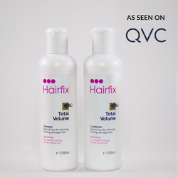 Hairfix Total Volume Thickening Shampoo & Conditioner - Hairfix