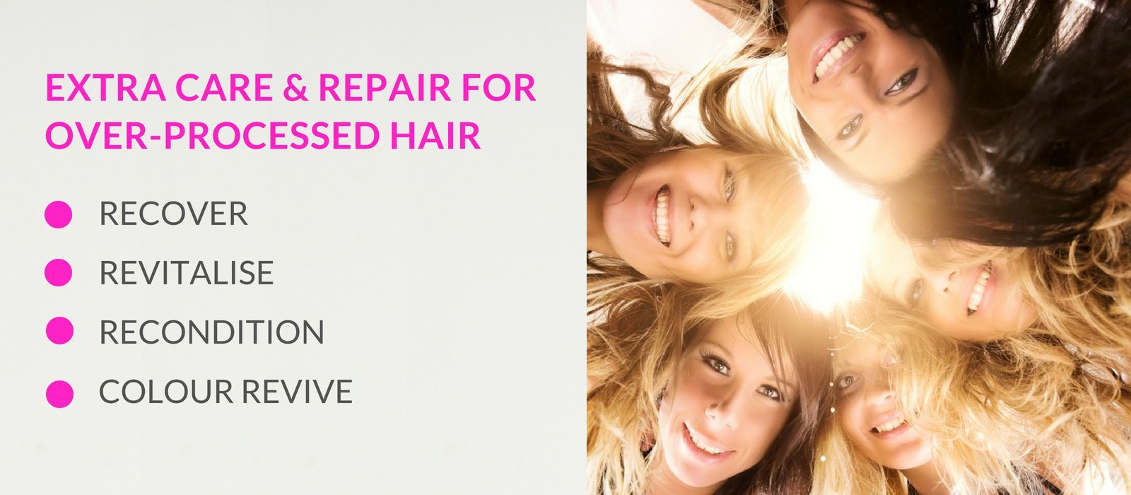 Hairfix for hair that needs a boost