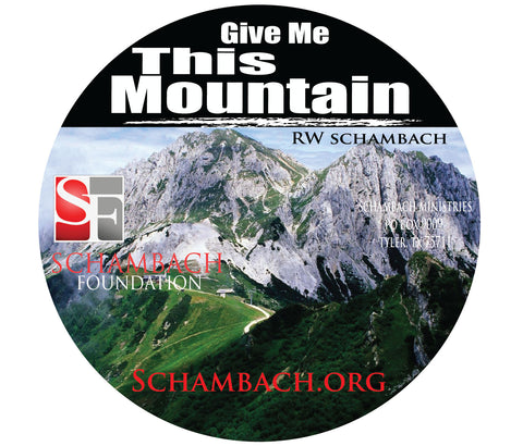 Give Me This Mountain (CD)
