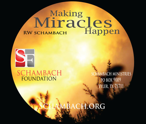 Making Miracles Happen (DVD)