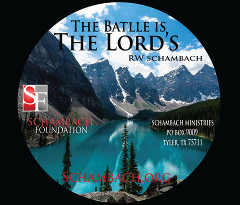 The Battle Is The Lord's (CD)